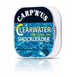 Clearwater Shock Leader - 50 Lb