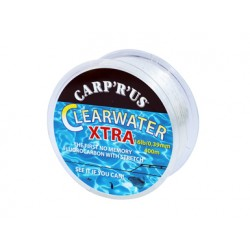 Carp'R'Us Clearwater Xtra Mainline főzsinór 0.33mm 400m