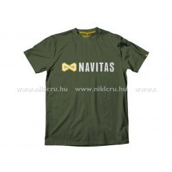 NAVITAS póló Corporate Tee Green