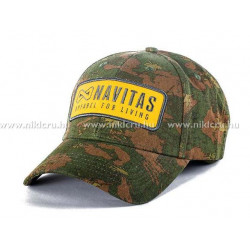NAVITAS sapka Patch camo