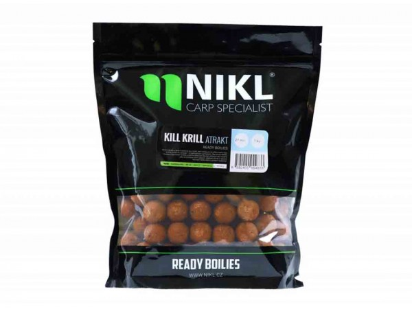 Nikl Ready Bojli Kill Krill Attrakt 1kg
