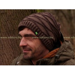 Nikl sapka Beanie L- Fleece brown X